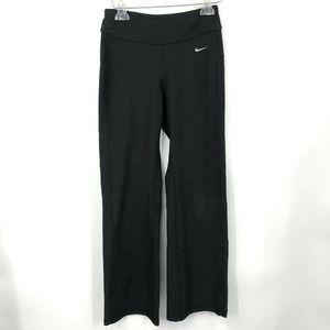 Nike Fit Dry Yoga Pants XXS Flared Leg Training
